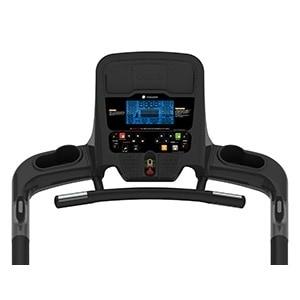 Yowza Fitness Delray Elite Treadmill console