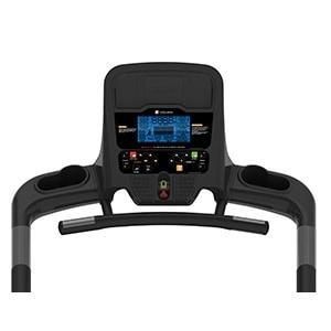 Yowza Fitness Delray Plus Treadmill console