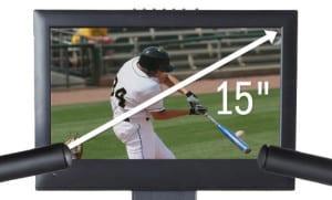 NordicTrack X15i Incline Trainer HDTV