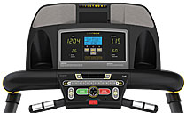 LiveStrong Treadmill Console