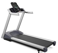 Precor 243 Treadmill Review and Rating