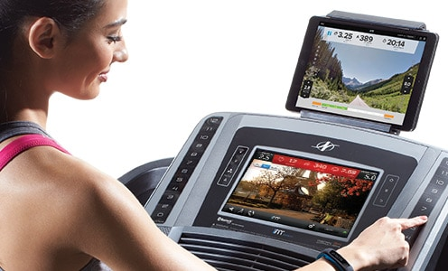 NordicTrack Treadmills: Commercial 1750 and x9i Incline Trainer Now
