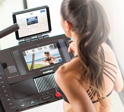 iFit Programming on the NordicTrack x11i Incline Trainer.