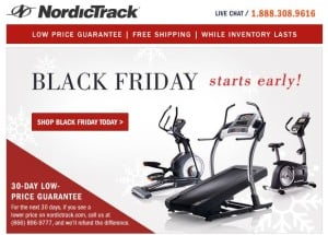 NordicTrack_BLACK FRIDAY