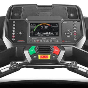 Console on the BXT 116 from Bowflex